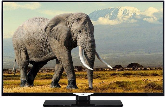 JVC LT-49V55LU - 49 Zoll Ultra HD Smart TV für 287,99€ inkl. VSK (statt 373€)