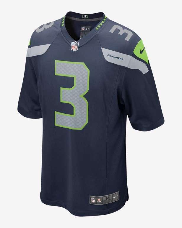 Nike NFL Trikots mit bis zu -44% Rabatt  - z.B. NFL Seattle Seahawks ab 53,18€ inkl. Versand (statt 95€) - Nike+ Konto!