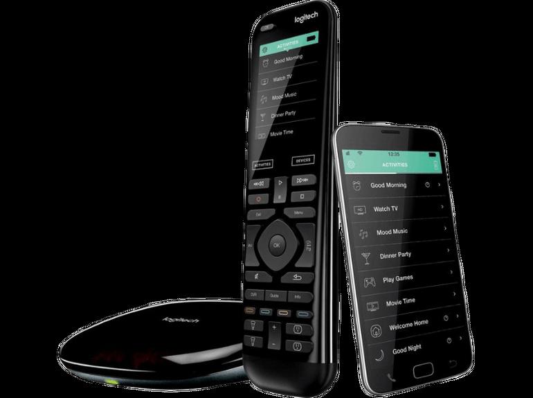 Logitech Harmony Elite Touch-Fernbedienung für 150,49€ (statt 186€)