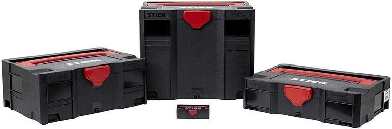 Stier 3-teiliges Systainer-Set + Micro-Systainer für 59,96€ inkl. Versand (statt 86€)