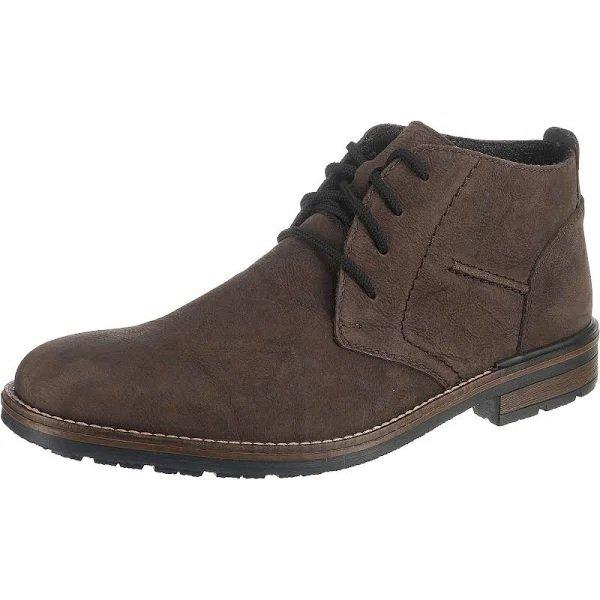 Rieker Stiefel in dunkelbraun für 25,96€ inkl. Versand (statt 40€)