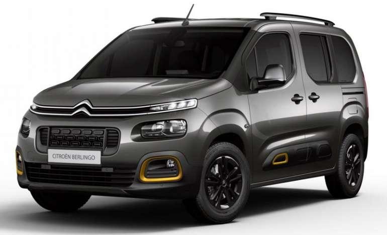 Gewerbeleasing: Citroën Berlingo mit 131 PS für 28,57€ netto mtl. (LF: 0.12, Überführung: 919€)
