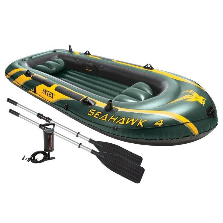 Intex Seahawk 4 – Paddel Boot mit Zubehör für 89,95€ inkl. Versand (statt 100€)