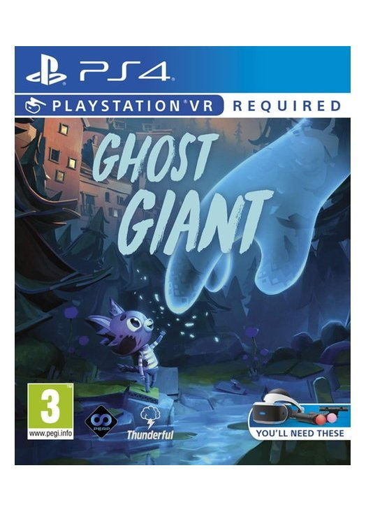 Ghost Giant (PSVR) für 11,49€ inkl. Versand (statt 24€)