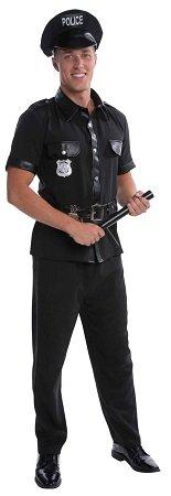 Crazy Days Karnevalkostüm: Polizeihemd inkl. Hose und Mütze nur 4,99€
