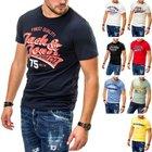 Jack & Jones Herren T-Shirts (versch. Modelle) für je 8,99€ inkl. VSK
