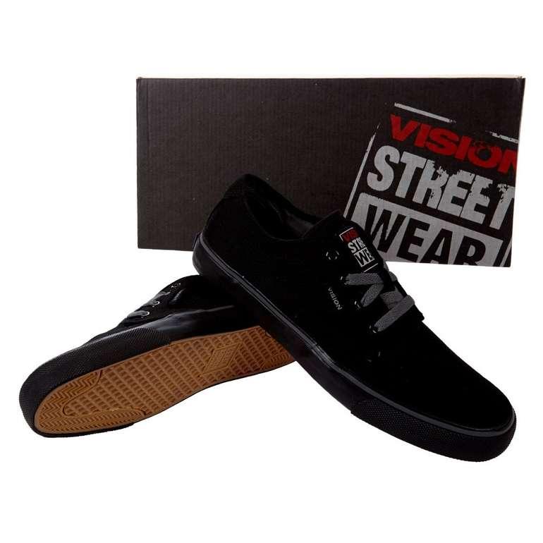 Vision Street Wear Canvas Herren Schuhe für 6,66€ zzgl. Versand