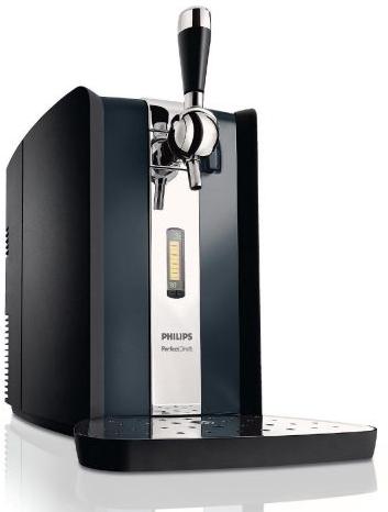 Philips HD3620/20 Perfect Draft Bierzapfanlage für 185,15€ inkl. Versand
