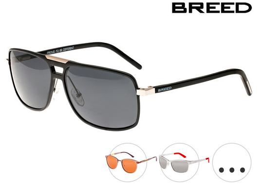 Breed Sonnenbrillen für 35,90€ inkl. Versand - z.B. Breed BSG017BN (statt 120€)