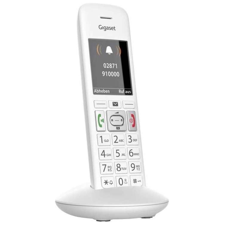 Gigaset E370HX DECT Mobilteil mit großen Tasten (geeignet für FritzBox, Telekom Speedport etc.) für 23,45€