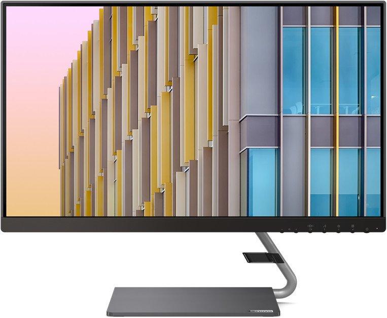 Lenovo Q24h-10 - 23,8 Zoll LED-Monitor (2560 x 1440 Pixel, WQHD, 4 ms Reaktionszeit) für 198,14€ inkl. Versand