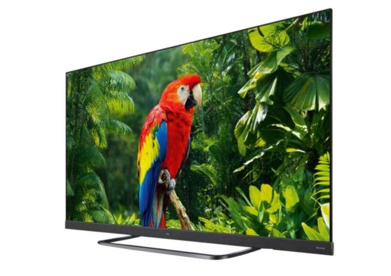 TCL LED TV TCL 55EC780 mit 55 Zoll UHD 4K, SMART TV, Android TV 9.0 für 549,99€ inkl. Versand (statt 635€)
