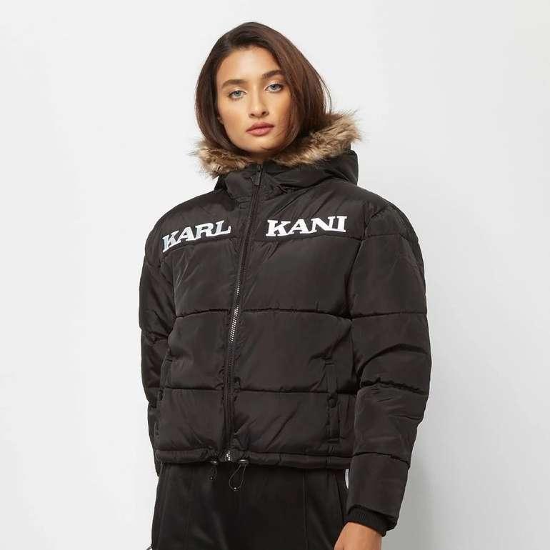 Karl Kani Retro Hooded Puffer Damen Jacke für 63,20€ inkl. Versand (statt 79€)