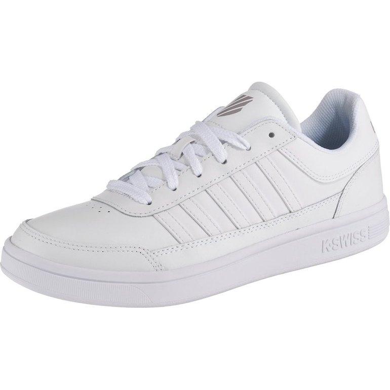 K-Swiss Court Chasseur Lowcut Sneaker in Weiß für 37,39€ (statt 49€)