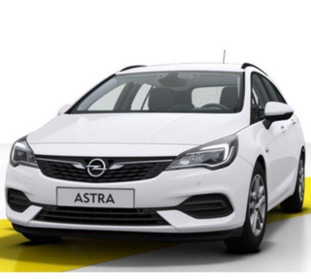 Gewerbe Leasing: Opel Astra Sports Tourer 1.2 mit 110 PS für 89€ mtl. brutto (Überführung: 999€, LF: 0.39)