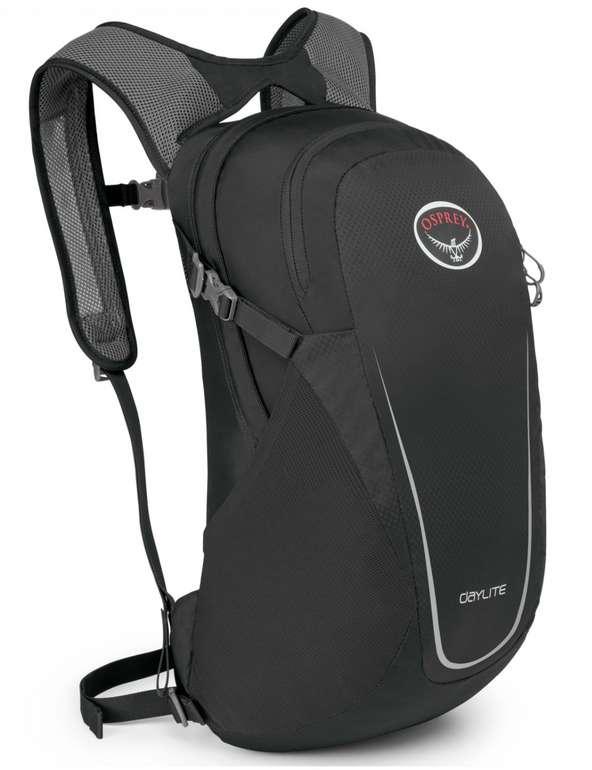 Osprey Daylite 13 Daypack in Schwarz oder Rot für 35,32€ inkl. Versand (statt 40€)