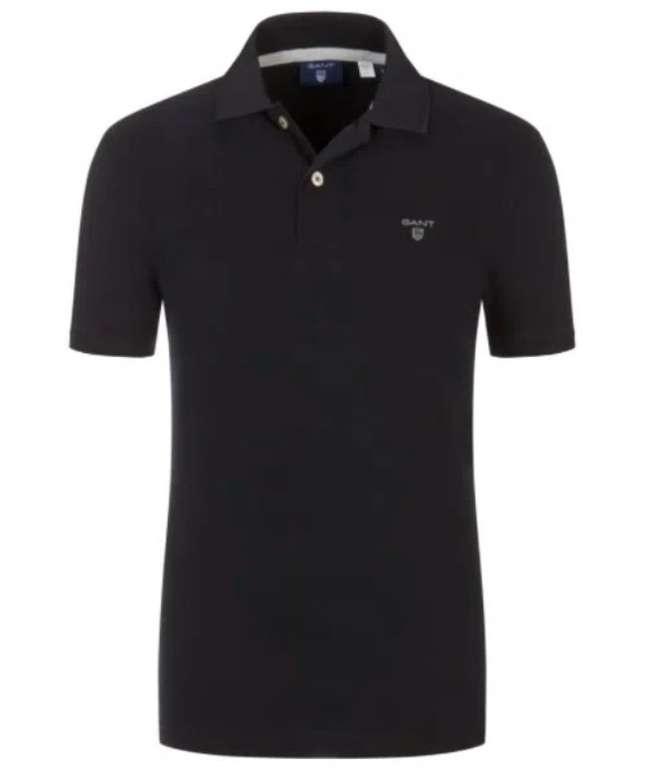 2er Pack Gant Herren Poloshirts in Pique-Qualität (versch. Farben) für 77,95€ inkl. Versand (statt 92€)
