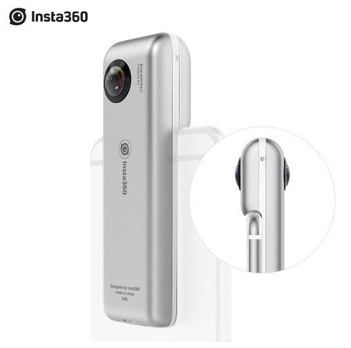 Insta360 Nano 360° Dual 4K Linsen VR Video Panorama Kamera ab 39€