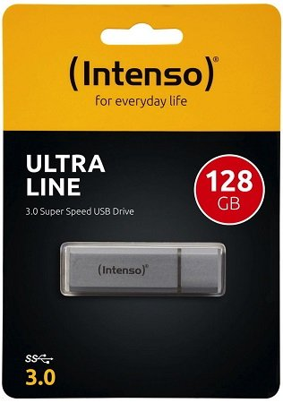 Intenso 128GB Ultra Line USB 3.0 Stick für 11€ inkl. Versand (statt 16,49€)