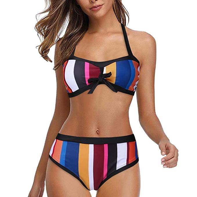 Meclelin Damen Push Up Bikini (5 Modelle) für 13,20€ inkl. Versand