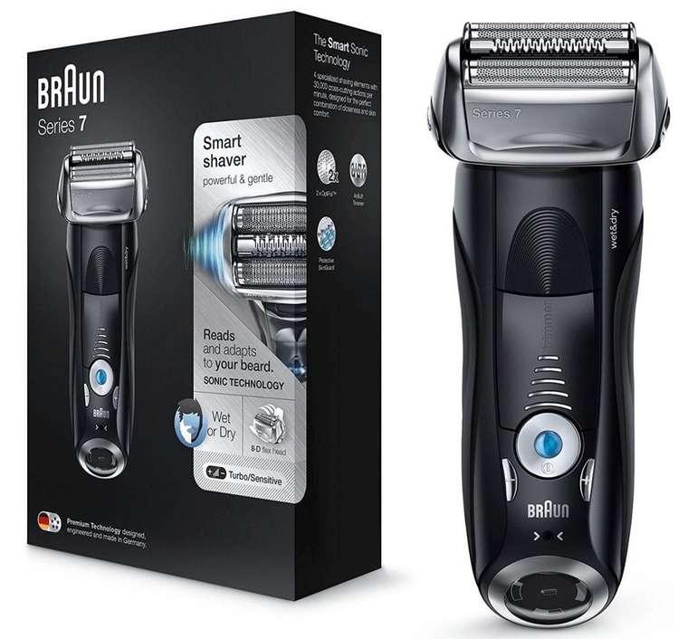 Braun Series 7 7840s Elektrorasierer für 119,99€ inkl. Versand (statt 175€)