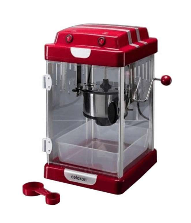 Celexon CinePop CP1000 Popcornmaschine für 44,98€ inkl. Versand (statt 65€)