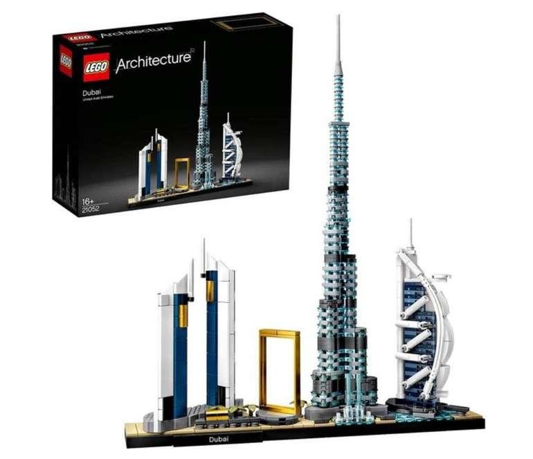 Lego Architecture - Dubai (21052) für 35,99€ inkl. Versand (statt 40€)