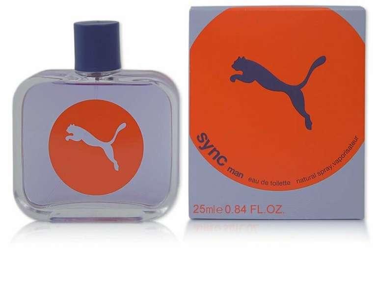 Puma Sync Man Eau de Toilette 25ml für 9,99€ inkl. Versand (statt 15€)