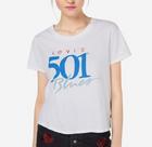 """Levi's Damen T-Shirt """"Graphic Surf"""" für 16,11€ inkl. Versand (statt 23€)"""