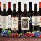 12 verschiedene Flaschen Rotwein im XXL-Paket nur 49,99€ inkl. Versand