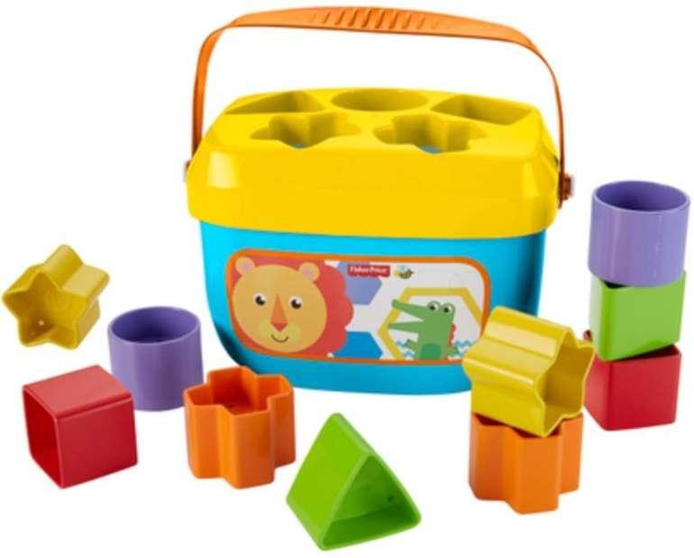 Sortierspiel für Kinder ab 6 Monate - Babys erste Bausteine für 9,98€ inkl. VSK