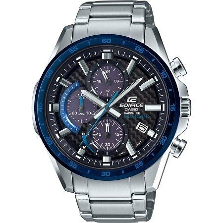 Casio Mens Edifice Watch EFS-S540DB-1BUEF für 98,96€ inkl. VSK (statt 157€)