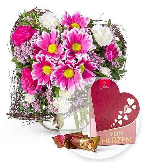 12% Valentins-Gutschein ohne Mindestbestellwert - Jetzt wieder günstige Blumensträuße sichern!