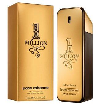 Paco Rabanne One Million EdT 100ml für 38,97€ (Statt 52€)