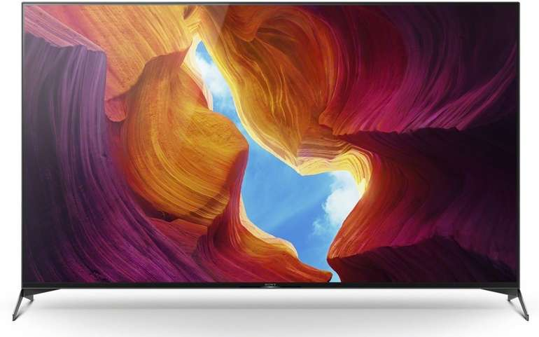 """Sony KD-65XH9505 65"""" LCD-TV mit LED-Technik in dunkelsilber für 1.028,90€ inkl. Versand (statt 1.149€)"""