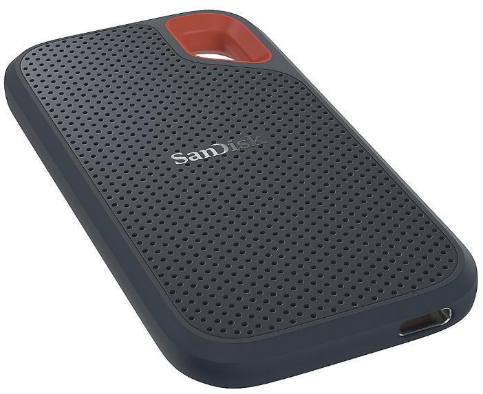 SanDisk Extreme 510 externe SSD (250GB, USB-C) für 89,90€ inkl. VSK (statt 109€)