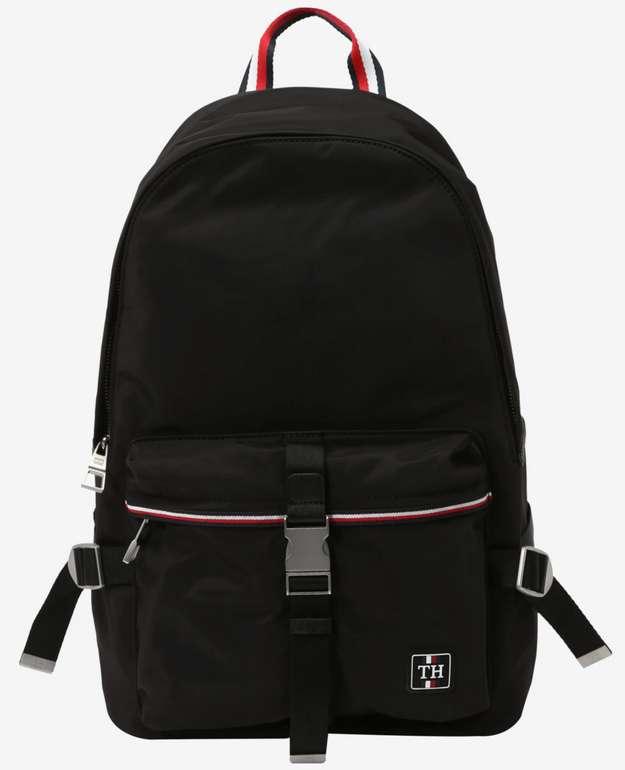Tommy Hilfiger Urban Rucksack in schwarz für 64,90€ inkl. Versand (statt 98€)
