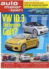 """Jahresabo """"Auto Motor Sport"""" für 99,90€ + 90€ Amazon oder JET Gutschein"""