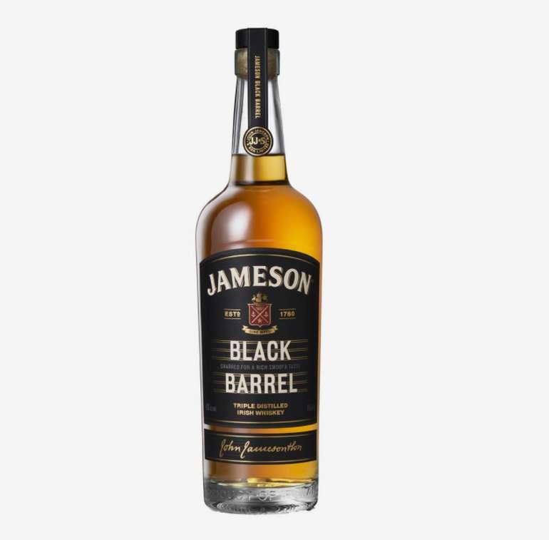 3x Jameson Irish Whiskey Black Barrel 40% mit 1 Liter für 100€ inkl. Versand (statt 135€) - 2 für 70€