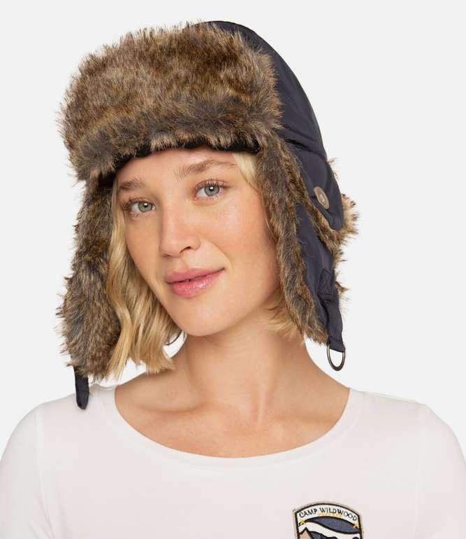 Soccx Wintermütze in blau für 16,96€ inkl. VSK (statt 23€)