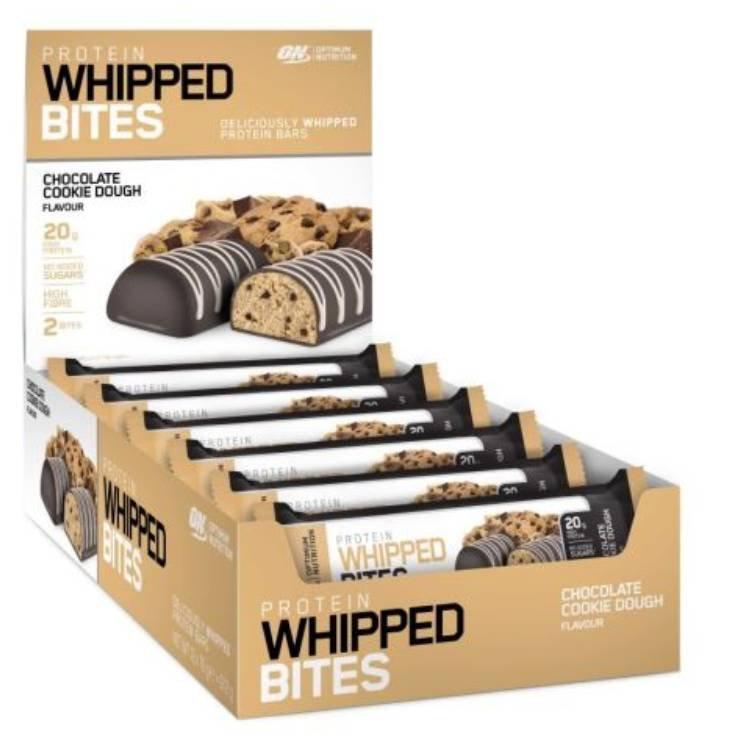 48er Pack Optimum Nutrition Whipped Bites (MHD 31.05.) für 40,97€ (statt 57€)