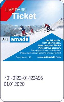 Kostenloser Skipass am 13.03.2020 für verschiedene Gebiete - z.B. Flachau, Laax, Madonna di Campiglio u.v.m.
