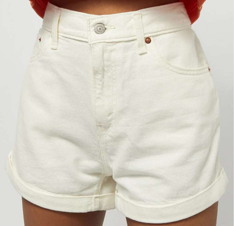 Levi's Mom A Line 2 Damen Shorts für 27,99€ inkl. Versand (statt 34€)