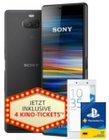 Congstar Allnet Flat Speed + Sony Xperia 10 + Sony Xperia X für je 25€ mtl.