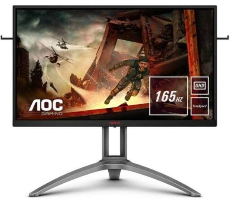 "AOC Agon AG273QX  - 27"" LED Monitor (2560 x 1440, 4ms) für 440,40€ inkl. Versand"