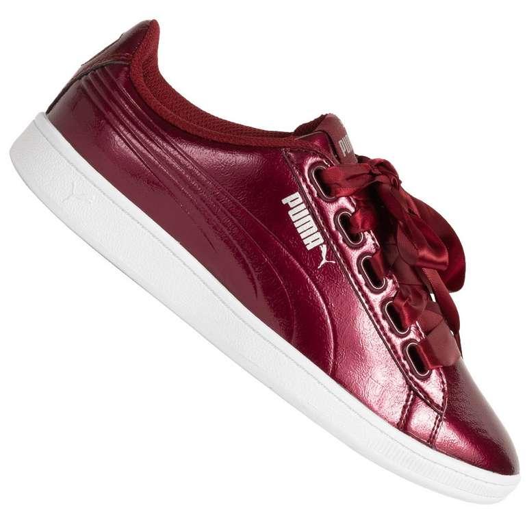Puma Vikky Ribbon Satin Damen Sneaker in 3 verschiedenen Farben für 23,94€ inkl. Versand (statt 50€)