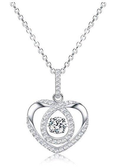 Sable Halskette mit Herzanhänger für 9,99€ inkl. Versand (Prime)