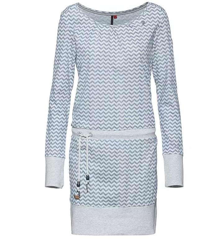 Ragwear Alexa Zigzag E Damen Langarm-Kleid (versch. Farben) für je 29,41€ (statt 39€)