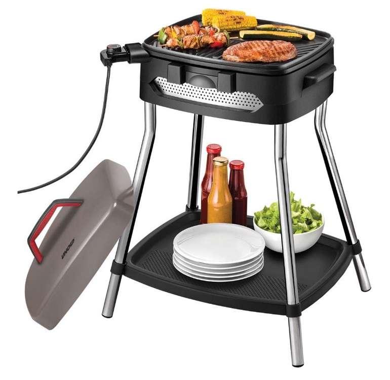 Unold Barbecue Power 58580 Standgrill mit 2-in-1 Funktion und Ablagefläche für 77€ (statt 118€)