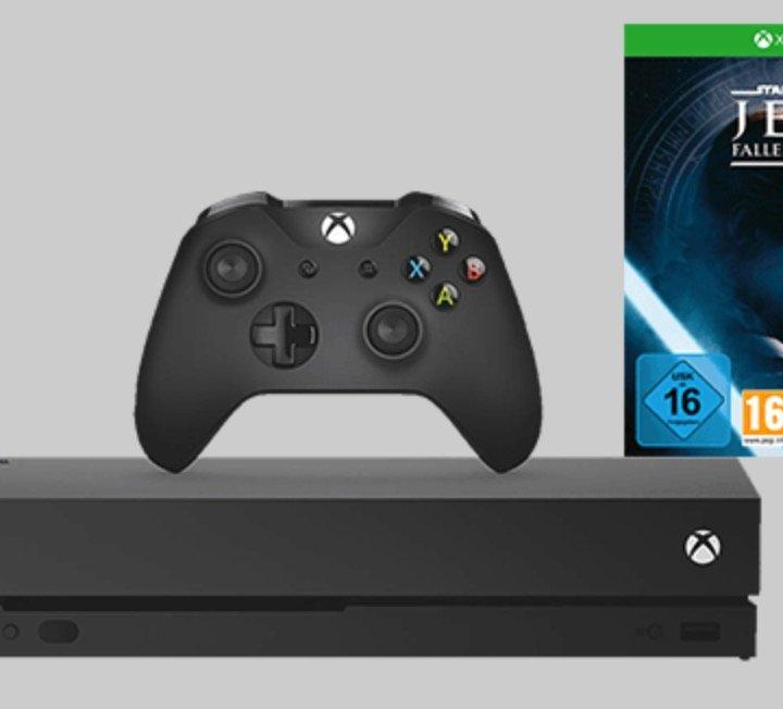Media Markt & Saturn Xbox Black Friday Deals - z.B. Xbox One S für 169,99€, Xbox One X für 333€ uvm.
